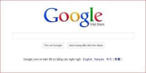 google thú vị